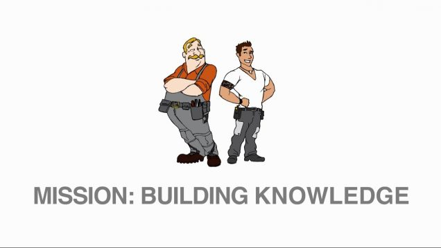 MISSION : Building KnowLEDge