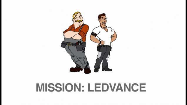 MISSION: LEDVANCE