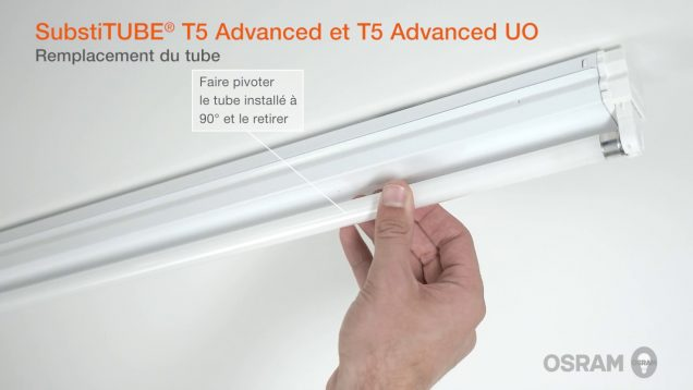 Guide d'installation des tubes LED SubstiTUBE® T5 OSRAM innovants