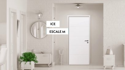 COLLECTION LAQUEE BLANC SATINEE ICE