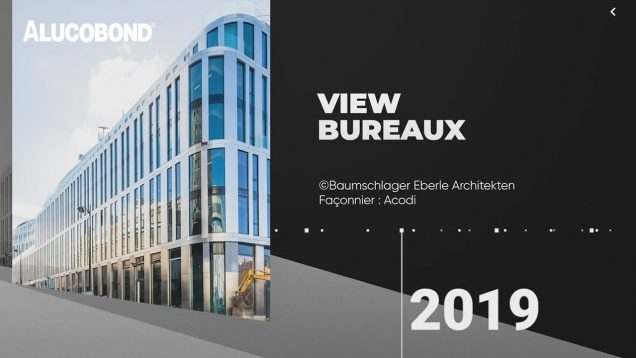 50 years ALUCOBOND® // France